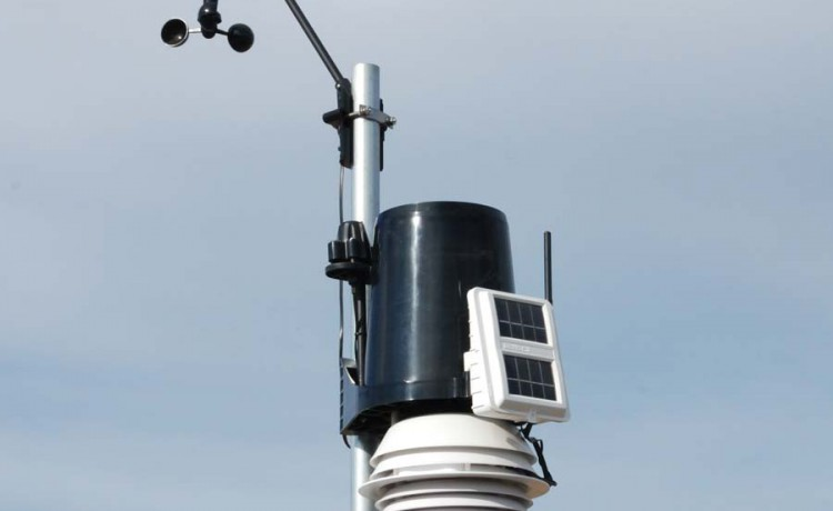 Weather station image